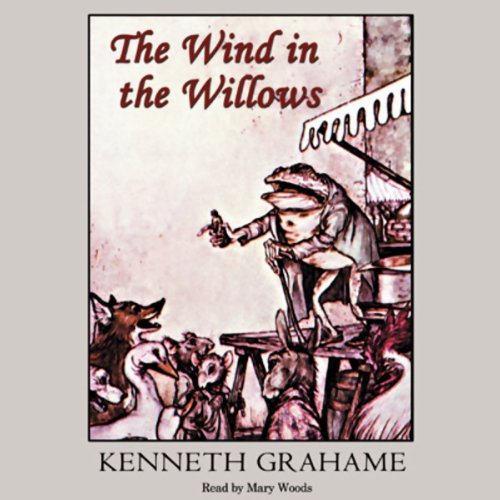 The Wind in the Willows  Audiolibri