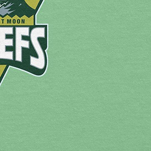 Texlab–Forest Moon Chiefs–sacchetto di stoffa Verde chiaro