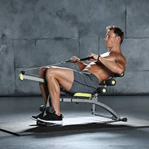 Buy HNESS Six Pack Abs Exerciser Machine for Exercise and ...