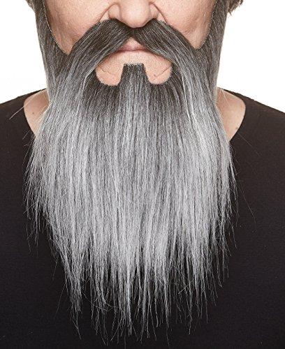 ßer fälschen, selbstklebend Bart und Schnurrbart eines Lords ()