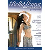 Belly Dance Show Basics for Beginners, with Tanna Valentine: Beginner bellydance classes, Belly dance instruction for performing (ALL REGIONS) (NTSC) [DVD] by Tanna Valentine