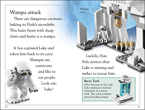 LEGO® Star Wars Empire Strikes Back (DK Readers Level 2)