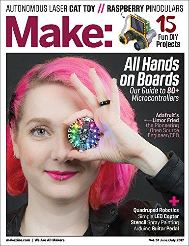 Make: Volume 57: Boards Guide 2017