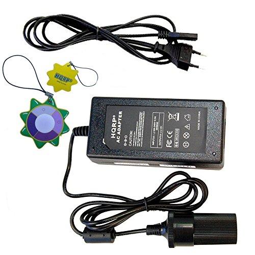 HQRP 12V 10A hochleistungs Konverter AC DC Adapter KFZ-Ladegerät für Schumacher PC-6 PC6 (Wechselstrom Kompressor-adapter)