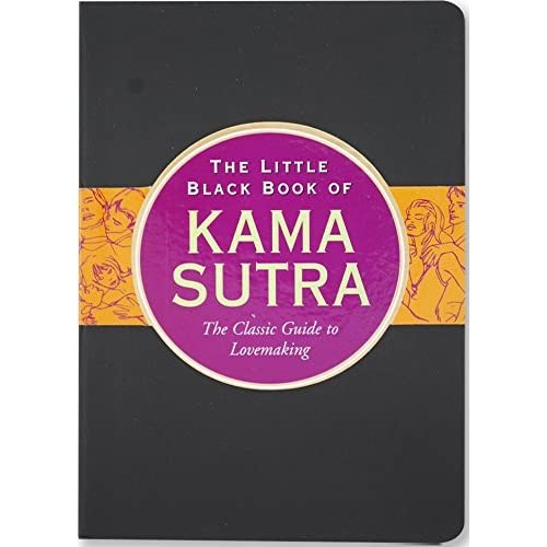 The Little Black Book of Kama Sutra: The Essential Guide to Getting it On (Little Black Book Series) by L. L. Long(2006-09-10)