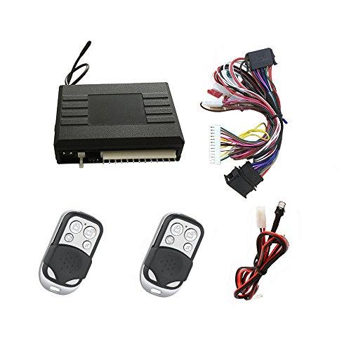 Keyless Open mit Handsender Funkfernbedienung f. Zentralverriegelung, Fahrzeugspezifisch mit 2 Handsender