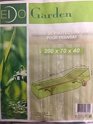 Schutzhülle Schutz Gartenliege, Liegestuhl, Bain de Soleil 200x 70x 40cm von DCTIMPORT bei Gartenmöbel von Du und Dein Garten
