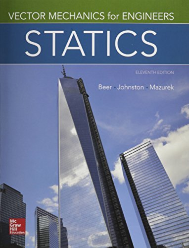 Package: Vector Mechanics for Engineers: Statics with 1 Semester Connect Access Card by Ferdinand Beer (2015-02-25)