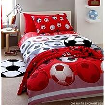 lit enfant football. Black Bedroom Furniture Sets. Home Design Ideas