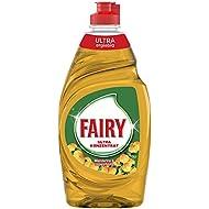 Fairy Ultra Handspülmittel Mandarine und Ingwerblüte, 450ml