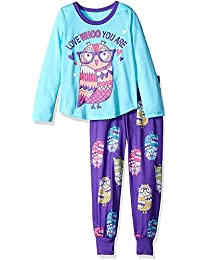 Komar Kids Niñas Juego de pijama