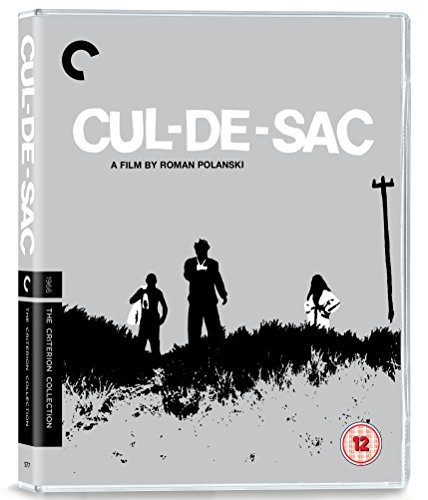 Cul-De-Sac [The Criterion Collection] [Blu-ray] [1966] [Region B]