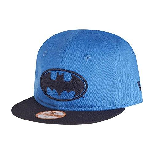 New Era 9Fifty Snapback Baby Infant Cap - Batman Blue