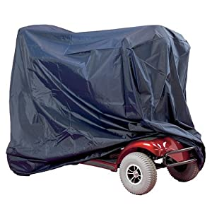 Mobility Waterproof Scooter Storage Cover Blue
