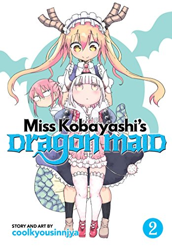 Miss Kobayashi's Dragon Maid vol.02 por Coolkyoushinja