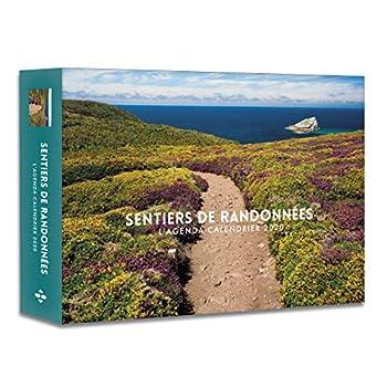 L'agenda-calendrier Sentiers de randonnées 2020