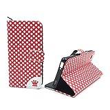 König-Shop Handy-Hülle Schutz-Tasche ZTE Nubia Z9 Mini