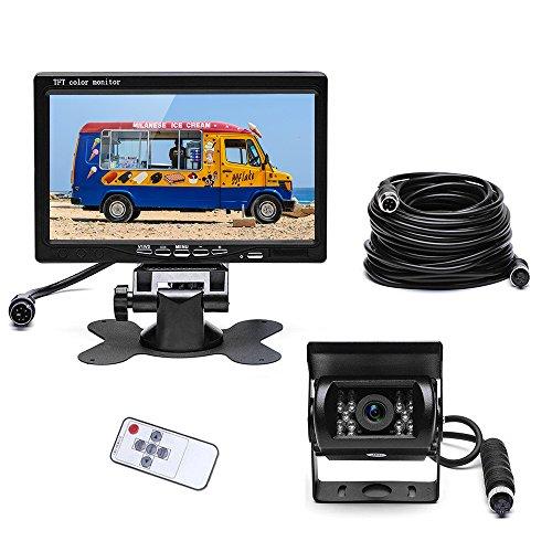 Caméra de recul camping car