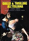 Giallo Thrilling Allitaliana 19311983