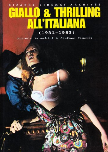 Giallo Thrilling Allitaliana 19311983