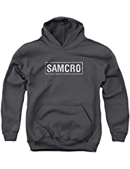 Sons of Anarchy – Samcro de Youth – Sudadera con Capucha para Mujer