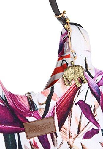 Anokhi 1185300 Rosso Serpente