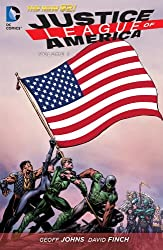 Justice League of America Vol. 1: World's Most Dangerous (The New 52)-
