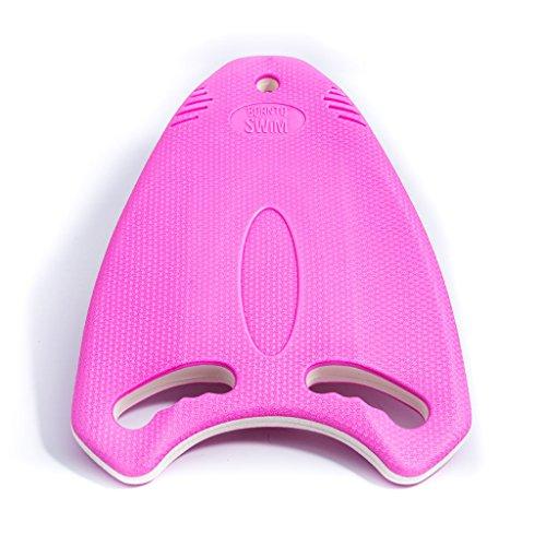 BOR NTO Swim Robusto Multi Training Aiuto Kickboard tavoletta da Nuoto per Bambini e Adulti, Unisex, Robust Multi-Kickboard, Rosa, M