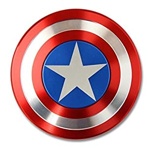 New Hand Fidget Spinner EDC Toy Captain America from HOCHE