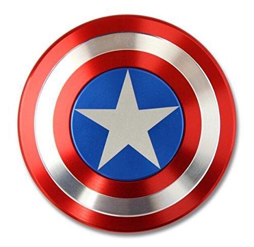 HOCHE Hand Fidget Spinner EDC Toy Captain America