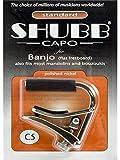 Shubb: Banjo Capo (C5). Pour Banjo, Mandoline, Bouzouki