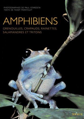 Amphibiens : grenouilles, crapauds, rainettes, salamandres et tritons