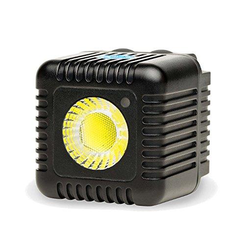 Lume Cube Einzelner-Cube Action-Kamera Licht schwarz