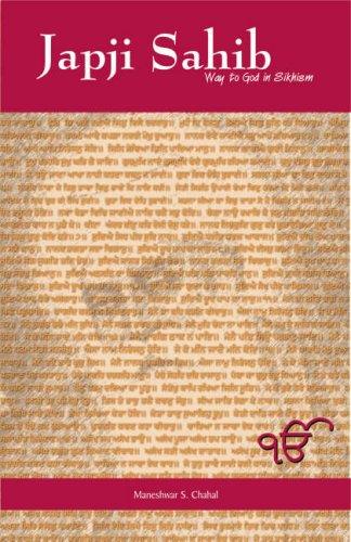 Japji Sahib: Way to God in Sikhism (Any Time Temptations Series) por Maneshwar S. Chahal
