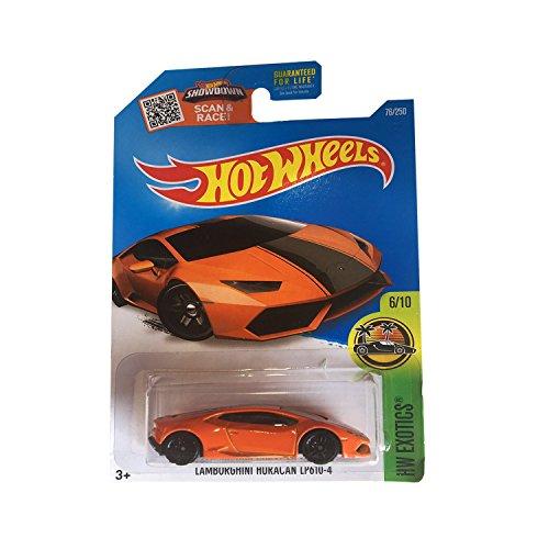 Hot Wheels Lamborghini Huracán LP610-4