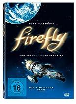 Firefly - Der Aufbruch der Serenity, Die komplette Serie [4 DVDs] hier kaufen