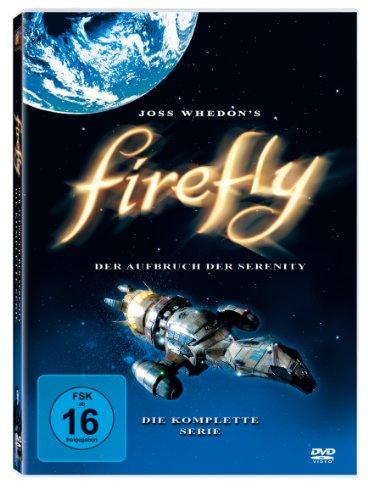 Bild von Firefly - Der Aufbruch der Serenity, Die komplette Serie [4 DVDs]