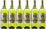 Foncanelles Languedoc-Roussillon Pays d'Oc Chardonnay Vin Blanc 2017 0,75 L - Lot de 6