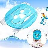 Careshine raffreddamento gel beauty Mask lenitivo trattamento maschera facciale riutilizzabile maschera di bellezza, fisioterapia, Shrink Pores, sleep raffreddamento, uso ripetuto