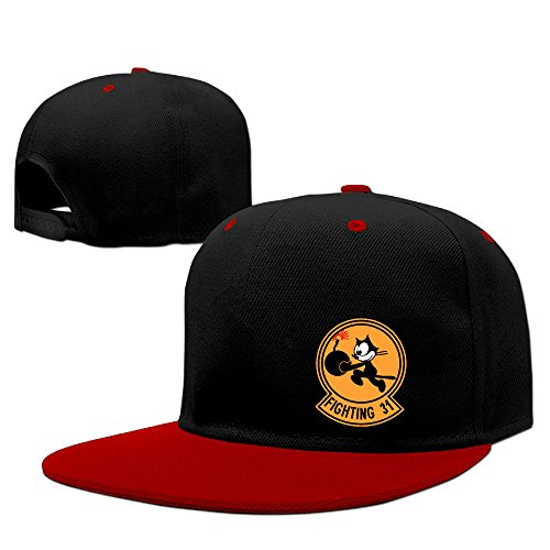 zoeystyle-herren-baseball-cap-gr-einheitsgrosse-rot