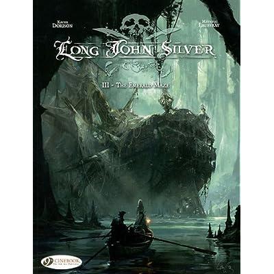 Long John Silver - tome 3 The emerald maze (31)