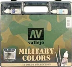 Vallejo val899Peinture Model Color Militaire de gamme Boîte de couleur