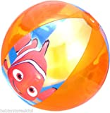 "Disney Finding Nemo Beach Ball Inflatable Ball Finding Nemo Ball Pool Ball 20"""
