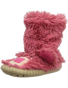 hatley Kids Slouch SL3WIBE228 - Zapatillas de casa de sintético infantil