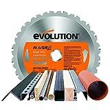 Evolution, Lama per sega circolare multifunzione, 185 mm