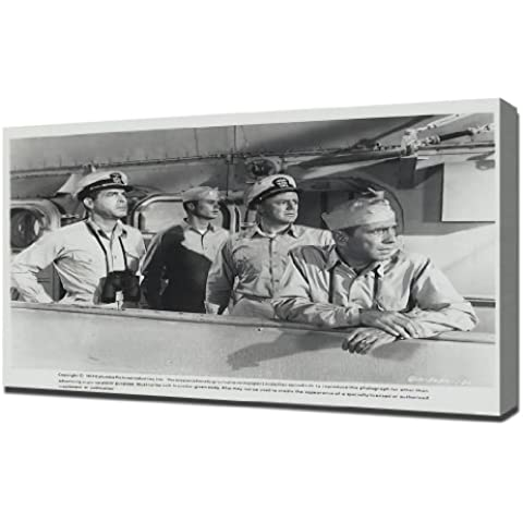 Bogart, Humphrey (Caine Mutiny, The) 12 - Impresión En Lienzo
