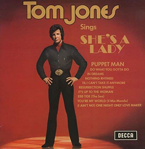Price comparison product image Tom Jones - Tom Jones Sings She's A Lady - Decca - SLK 16 714-P,  Decca - SLK 16714-P