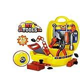 Pretend Play Role Play Kids Tool Kit Set - 25 Pcs