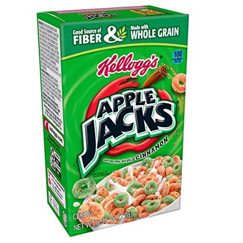 Apple Jacks Cereal Individuals
