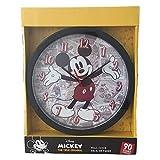 Mickey Mouse Orologio da Parete (WD20182), Multicolore, Unico